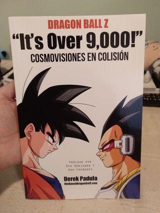 Libro Dragon Ball Z : ¡It's Over 9000!