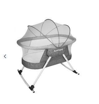 Mini Cuna para bebé con mosquitera