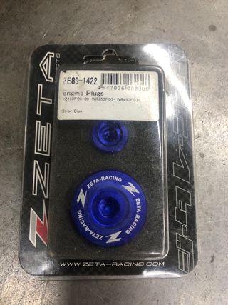 Tapones de motor Zeta Yamaha Yz450 Wr 250/450