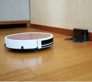 robot aspirador ilife v7 plus