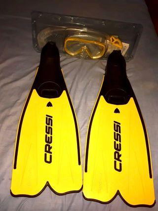 Conjunto de snorkel