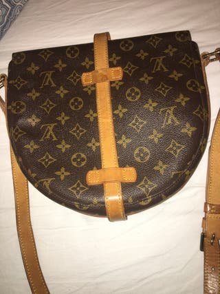 Sac à main Louis Vuitton marron