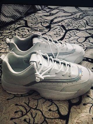 Zapatillas talla 37 con etiquetas