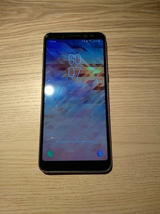 Móvil Samsung A8 (2018)