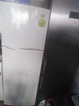 nevera frigorífico LG