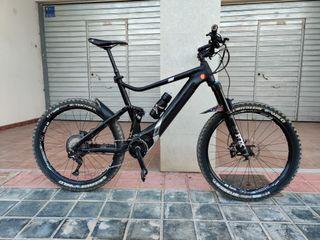 bicicleta eléctrica bulls am 4, talla L ( 54 ) XL