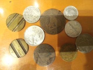 lote monedas españa antiguas
