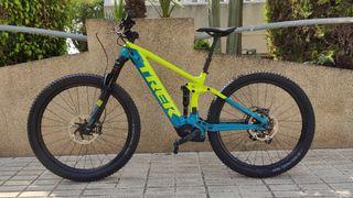Bici eléctrica Trek rail 7 2020 Nueva