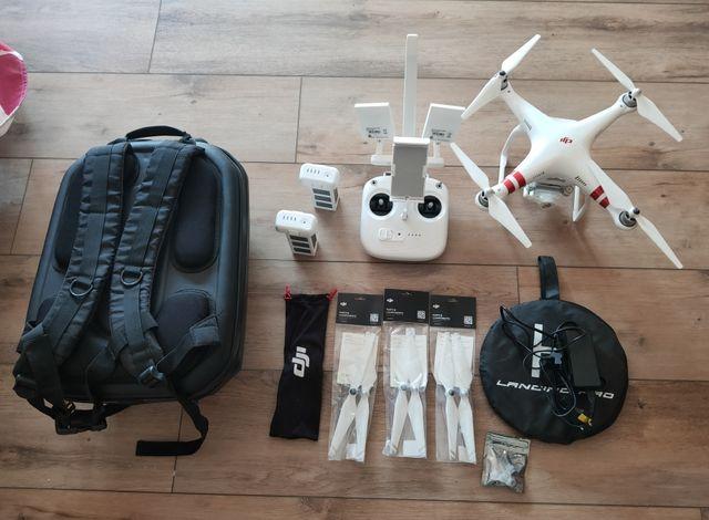 dron DJI Phantom 3