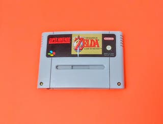 Zelda: A Link to the Past / SNES