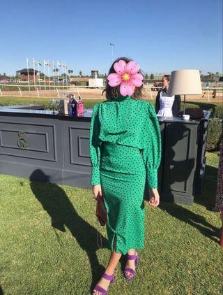 Vestido de fiesta Barey Collection