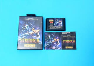 Strider 2 / Mega Drive