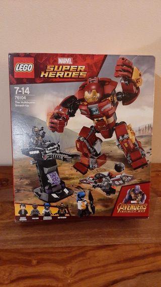 Lego Marvel Avengers 76104