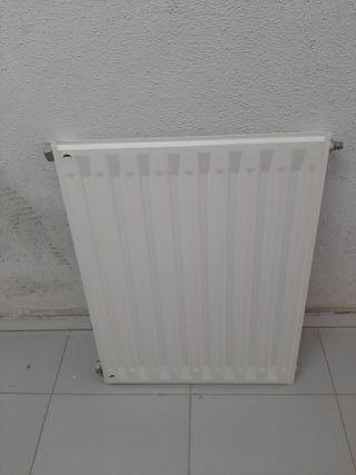 radiador fino de gas de pared
