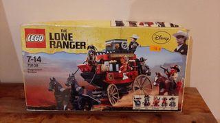 Lego Disney The Lone Ranger 79108