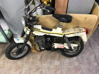 Moto 50cc Mecatecno Chic Turbo Italiana