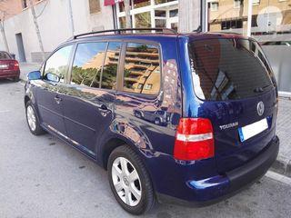Volkswagen Touran 2006 7 plazas