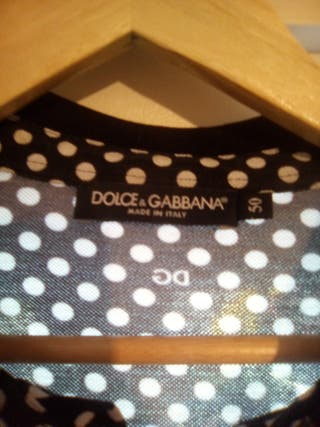Men's authentic DOLCE and Gabbana t shirt