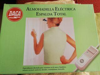 Almohadilla eléctrica espalda