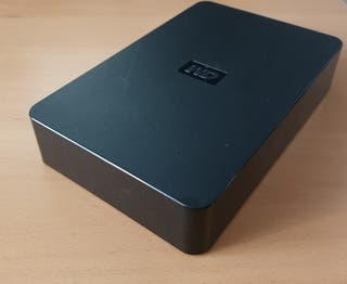 Disco Duro WD 1TB USB 2.0