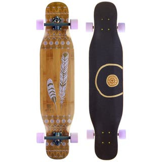 Freestyle longboard