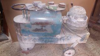 Pulidora para mármol terrazo hormigón motor trifa