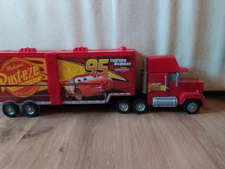 Camión supermega marck Cars 3
