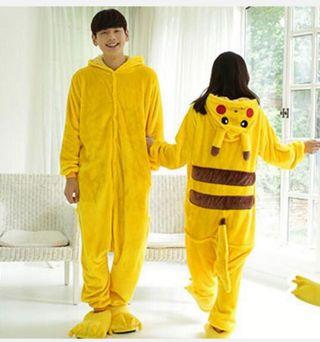 Disfraz / pijama Pokemon Pikachu