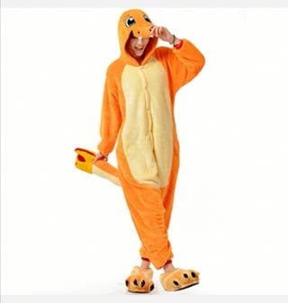 Disfraz / pijama Pokemon Charmander