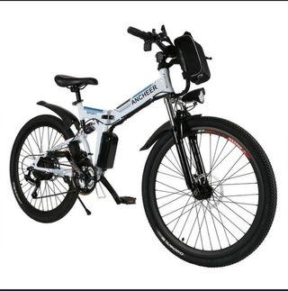 bicicleta electrica NUEVO de montaña