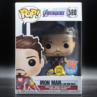 Funko pop Ironman exclusivo