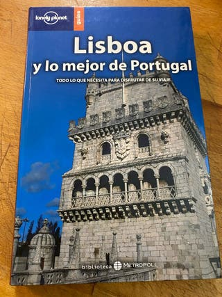 Guía viaje lisboa (Portugal)