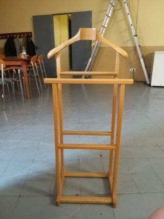 galán de madera