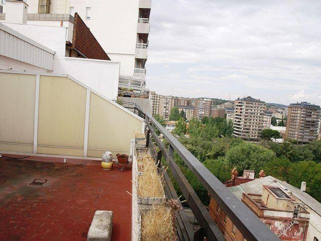 Ático en alquiler en Centro en Valladolid (Zaratán, Valladolid)