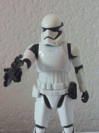 Minifiguras Lego Star Wars-Stormtrooper