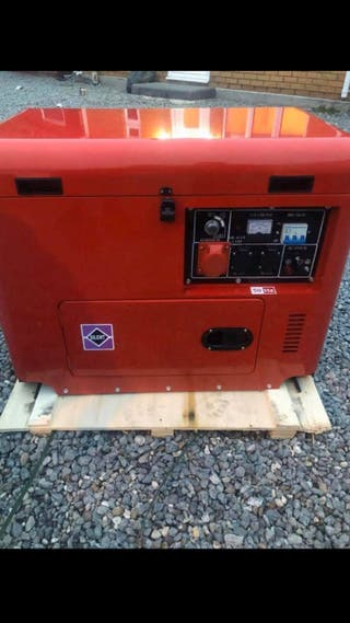 Super silence Leicester Generator Diesel