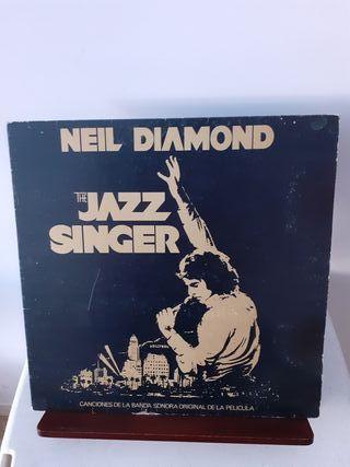 Vinilo Neil Diamond The Jazz Singer.