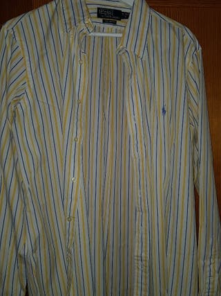 camisa de hombre polo ralph lauren
