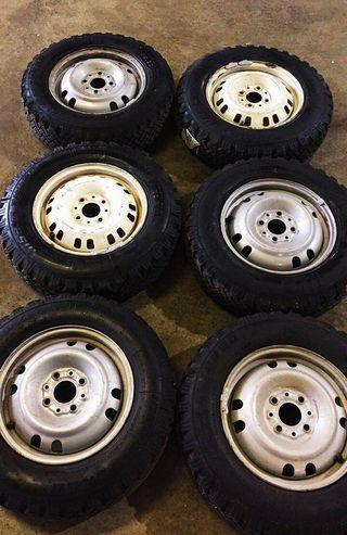 Neumáticos Insa Turbo