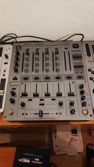 OPORTUNIDAD EQUIPO DJ