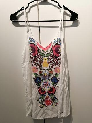 camiseta/vestido RipCurl T. L
