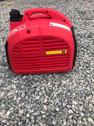 Silent suitcase generator i20