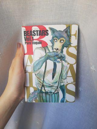 Manga Beastars