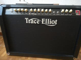 amplificador guitarra trace elliot