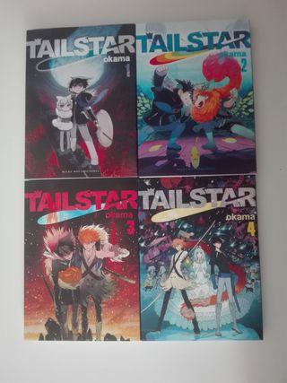 TAILSTAR cómic manga