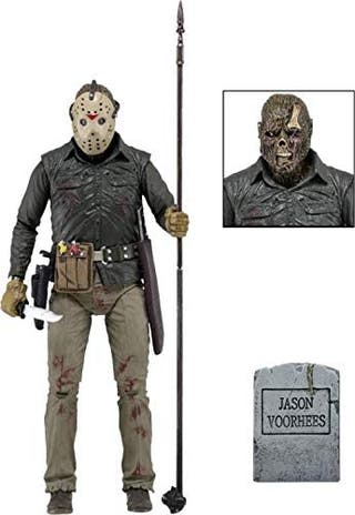 Friday the 13th Part 6: NECA Ultimate Jason