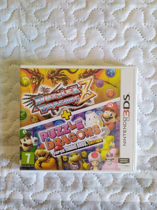 Puzzle and Dragons Z para Nintendo 3DS