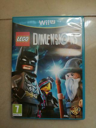 LEGO DIMENSION PARA WII U