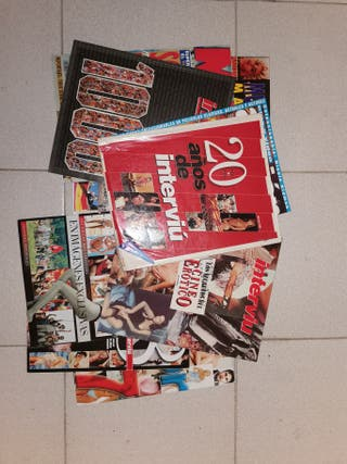 Revistas Interviú