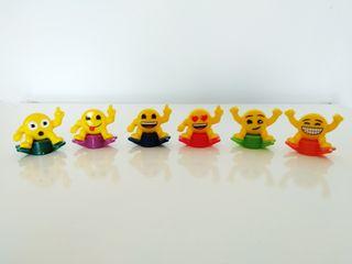 Lote Figuras Emojis.